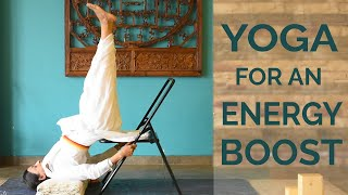 Yoga for an Energy Boost | Follow Along