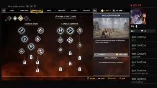 God of war olhada no mapa do game