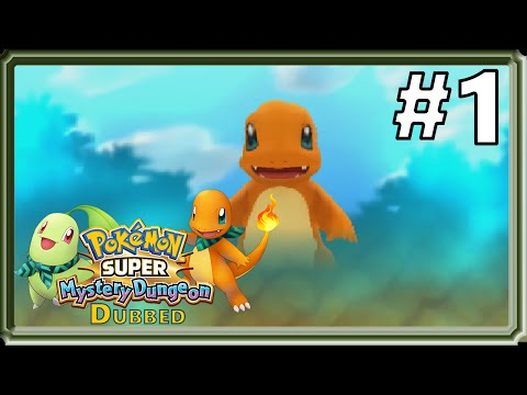 Pokemon Super Mystery Dungeon Dubbed 01   I've turned into a Pokémon AND THE PROM'S TOMORROW