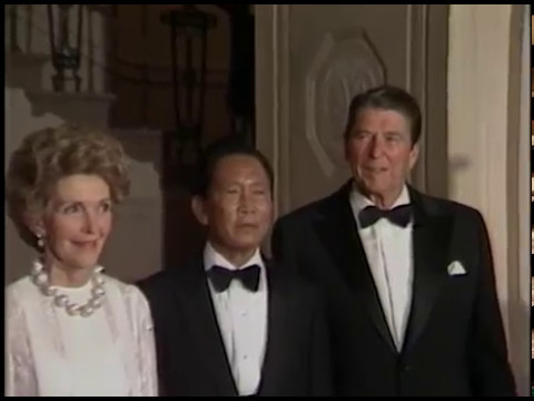 Download Youtube: State Visit of President Marcos of the Philippines on September 16, 1982