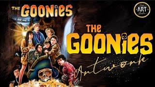 The Goonies Digital Painting 2018