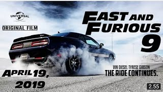 Fast And Forious 9 full trailer 2020
