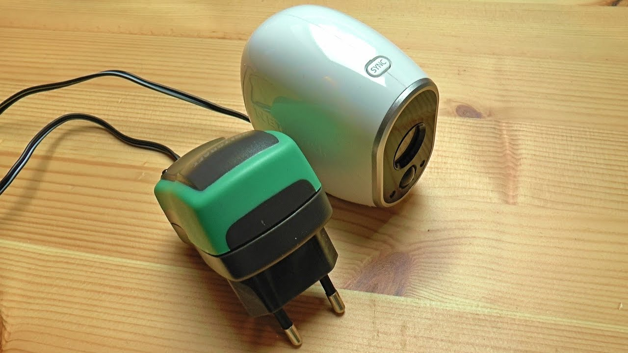 Awesome Idea Power Supply for Arlo Netgear Camera VMC 3030 - Netzteil für  Arlo Netgear Kamera