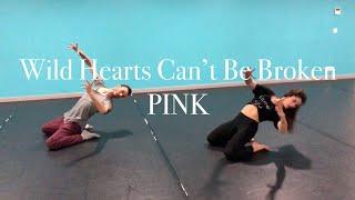 PINK - WILD HEARTS CAN'T BE BROKEN - Benoit Tardieu Choreography