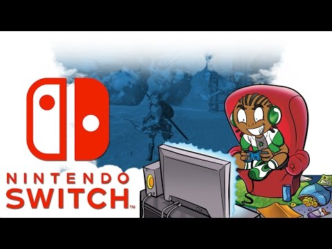 Nintendo Switch Official Launch Titles Release Date Specs and Games Coming out in 2017 |