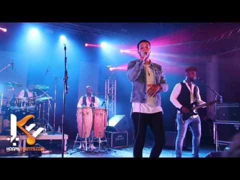 Dat7 - Pa Kite'm Live Video Performance | Dock Haussmann Paris | 6/ 3/ 17