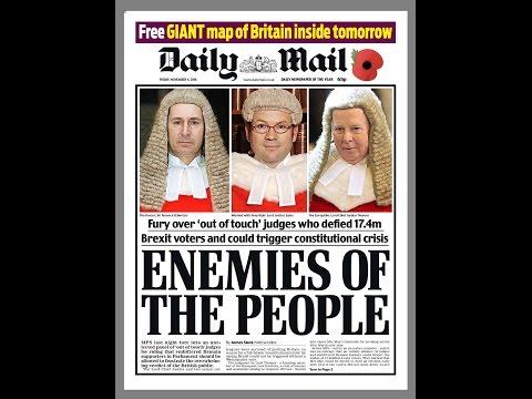 "James O'Brien vs Brexiters' ""British judges defending British sovereignty"" hypocrisy"