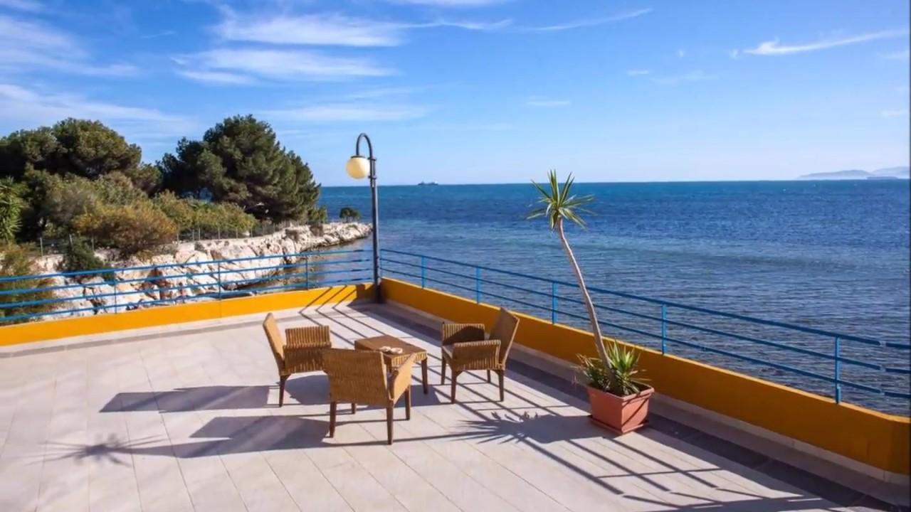 Hotel Ristorante Calamosca, Cagliari, Italy - YouTube