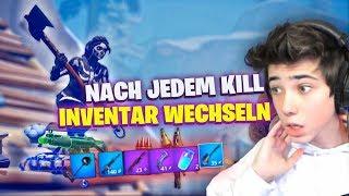 Nach JEDEM KILL INVENTAR wechseln Challenge!