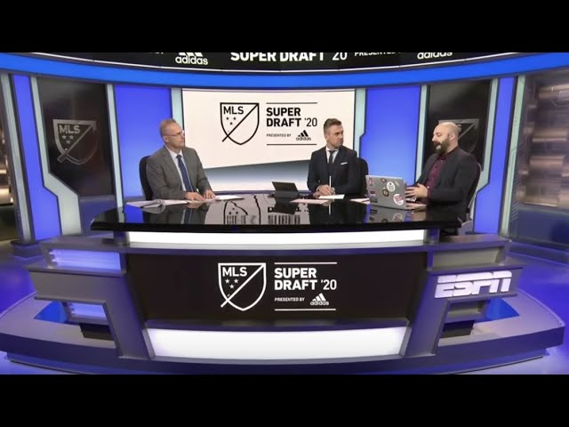 2020 MLS SuperDraft FULL BROADCAST | Who Did Your Club Take?