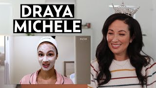 Draya Michele's Skincare Routine: My Reaction & Thoughts | #SKINCARE