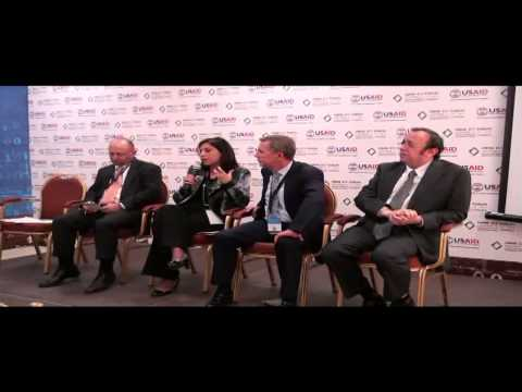 36. MENA ICT Forum 2014 - USAID JCP - Electronics Design for the Internet of Things Session