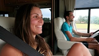 NOS PREMIERS KM EN CAMPING CAR EN FRANCE - Family Coste thumbnail