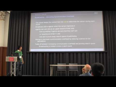 ICAPS 2016: Distributed and Multi-Agent Systems (Session 3b)