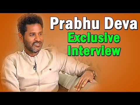 Prabhu Deva Exclusive Interview | Abhinetri Special | Weekend Guest | NTV