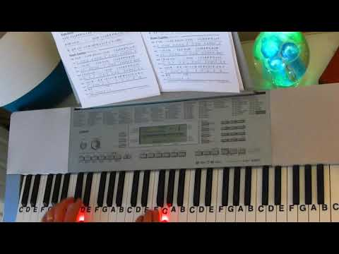 LNP Cover Tutorial ~ Off We Go ... ~ U S  Air Force Theme Song ~ LetterNotePlayer © thumbnail