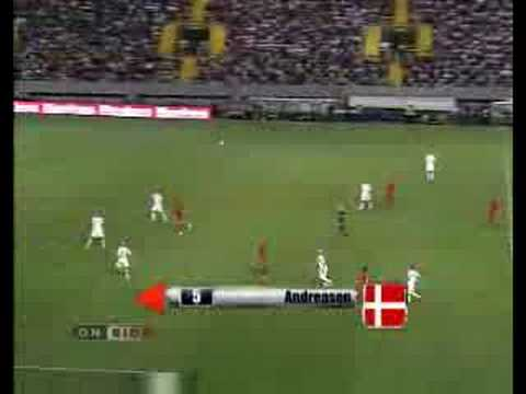 DENMARK Vs PORTUGAL 2-1 (11-10-2011) Highlights and Goals - Amazing Christiano Ronaldo Freekick from YouTube · Duration:  3 minutes 5 seconds