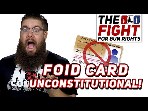 HUGE 2A WIN - Illinois FOID Card UNCONSTITUTIONAL - The Fight for Gun Rights!