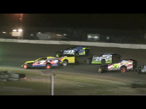E-Mods Full Program - North Florida Speedway 5-9-15