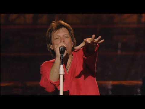 Bon Jovi Misunderstood Lyrics