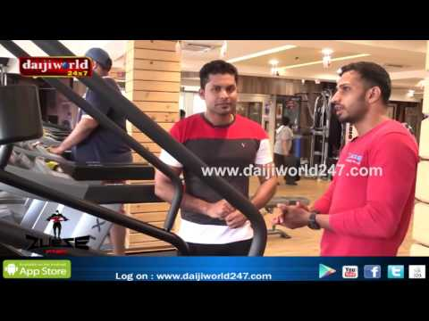 Zuese Fitness Club_Daijiworld Television