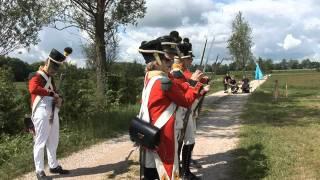 Napoleon, die Schlacht um Eggmühl 2011