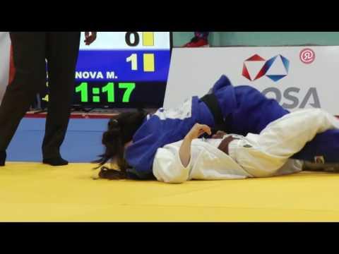 Игры Дети Азии: стартовали соревнования по дзюдо