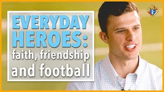 NFL's Harrison Butker Finds Catholic Faith, Friendship