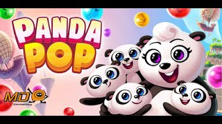 Panda Pop! Bubble Shooter Game - Gameplay IOS & Android screenshot 1