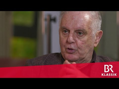 Pianist und Dirigent Daniel Barenboim im Interview
