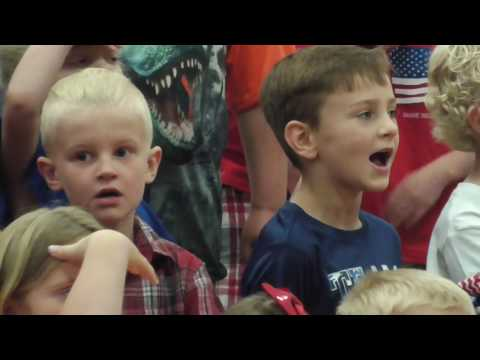 Caryville Elementary School Kindergarten Program 2017
