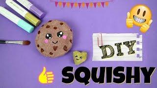 DIY squishy // DIY puffy paint
