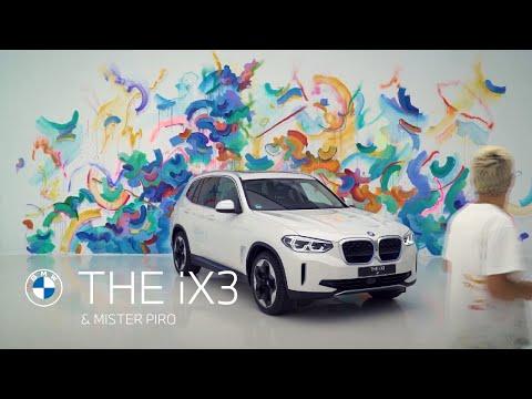 BMW iX3 & Mister Piro