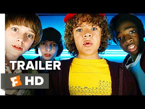 Stranger Things Season 2 Comic-Con Trailer (2017) | TV Trailer | Movieclips Trailers