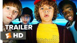 Stranger Things Season 2 Comic-con Trailer 2017 | Tv Trailer | Movieclips Trailers