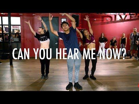 Brandy - Can You Hear Me Now? Choreography by Alexander Chung - Ryan Parma film