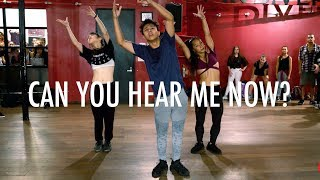 Brandy - Can You Hear Me Now? Choreography by Alexander Chung - Ryan Parma film