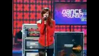 Ashlee Simpson - Little Miss Obsessive - Dance On Sunset 2008