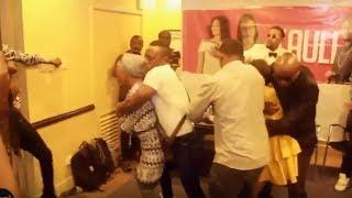 UGOMVI: Ebitoke amtembezea KICHAPO mpenzi wa MLELA mbele ya waandishi wa Habari na YUSUPH (CLEAN)