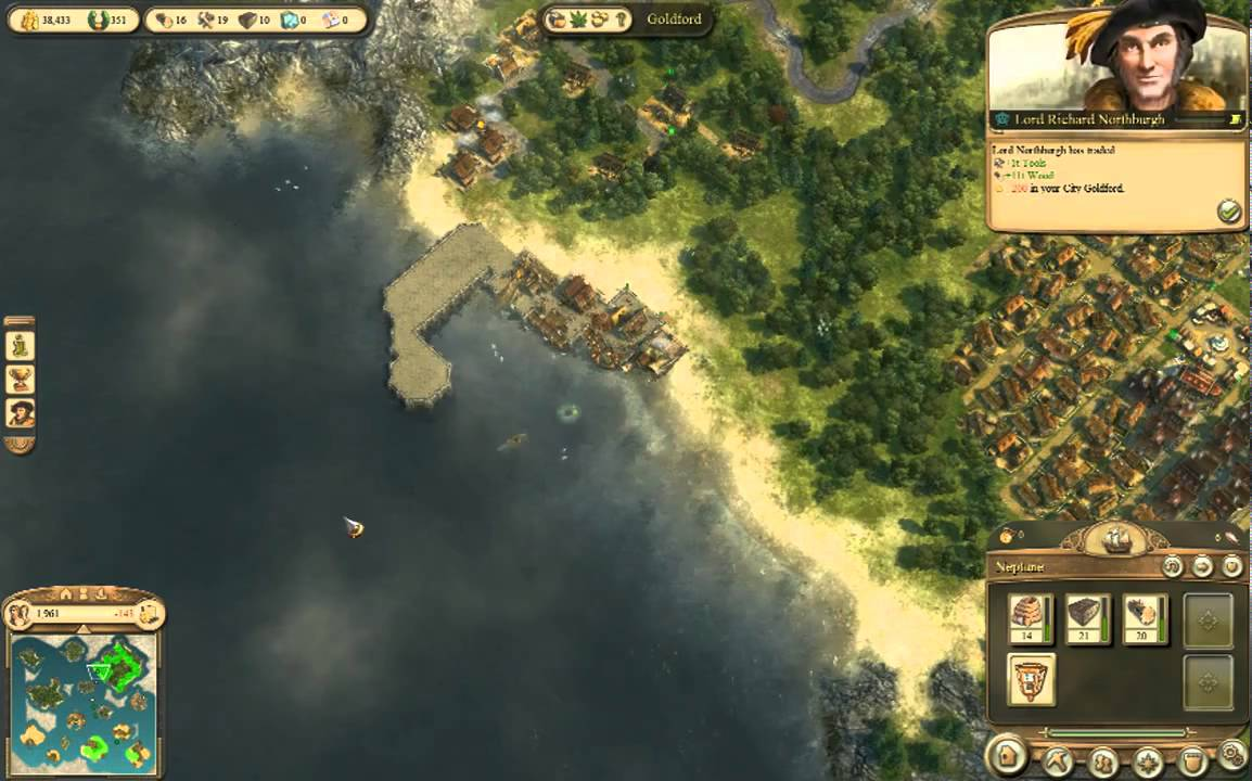 anno 1404 how to play multiplayer