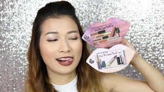 TEST & TRY ♡ Bóc Tem 2 Bộ Sephora Give Me Some Nude Lip ♡ Pretty.Much thumbnail
