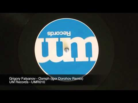Grigory Fatyanov - Oomph - UM Records - UMR010