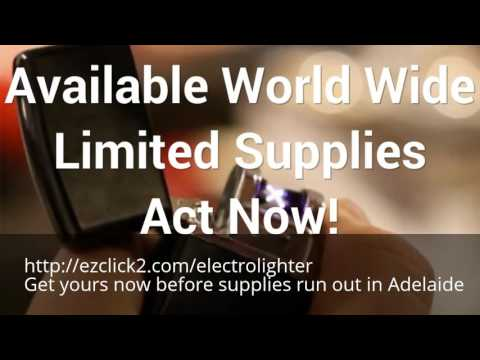 Waterproof Windproof Flameless Electronic Survival Lighter Available in Adelaide