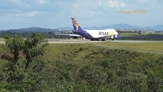 Pousos e decolagens de Aviões no Aeroporto Internacional de Belo Horizonte