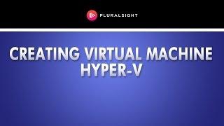 Windows Server 2008 Hyper-V : Creating a Virtual Machine