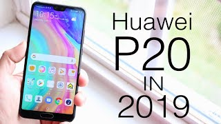 Huawei P20 In 2019! (One Year Later!) (Review)