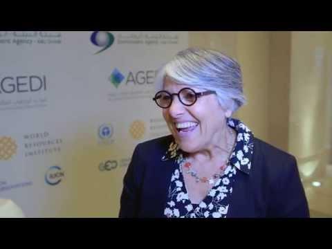 Eye on Earth 2015 - Interview with Barbara Ryan (GEO)