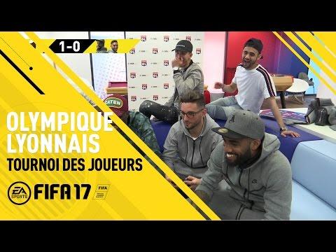 FIFA 17 - Tournoi des joueurs de l'Olympique Lyonnais