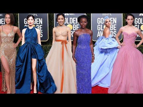 Золотой глобус 2019: все платья красной дорожки.