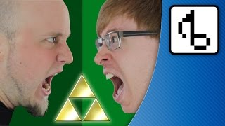 Repeat youtube video Zelda: Ocarina of Time WITH LYRICS feat. Dave Bulmer - brentalfloss